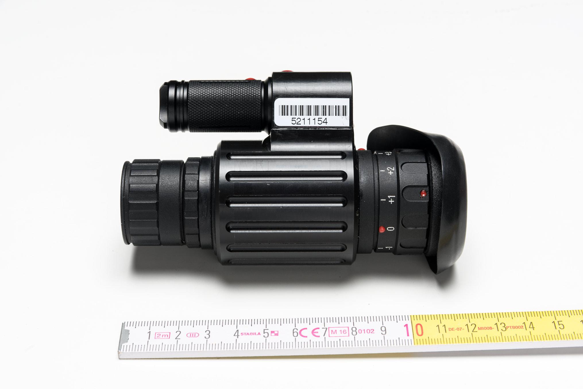 Foto: Restlichtverstärker CML 6-M Dual Use